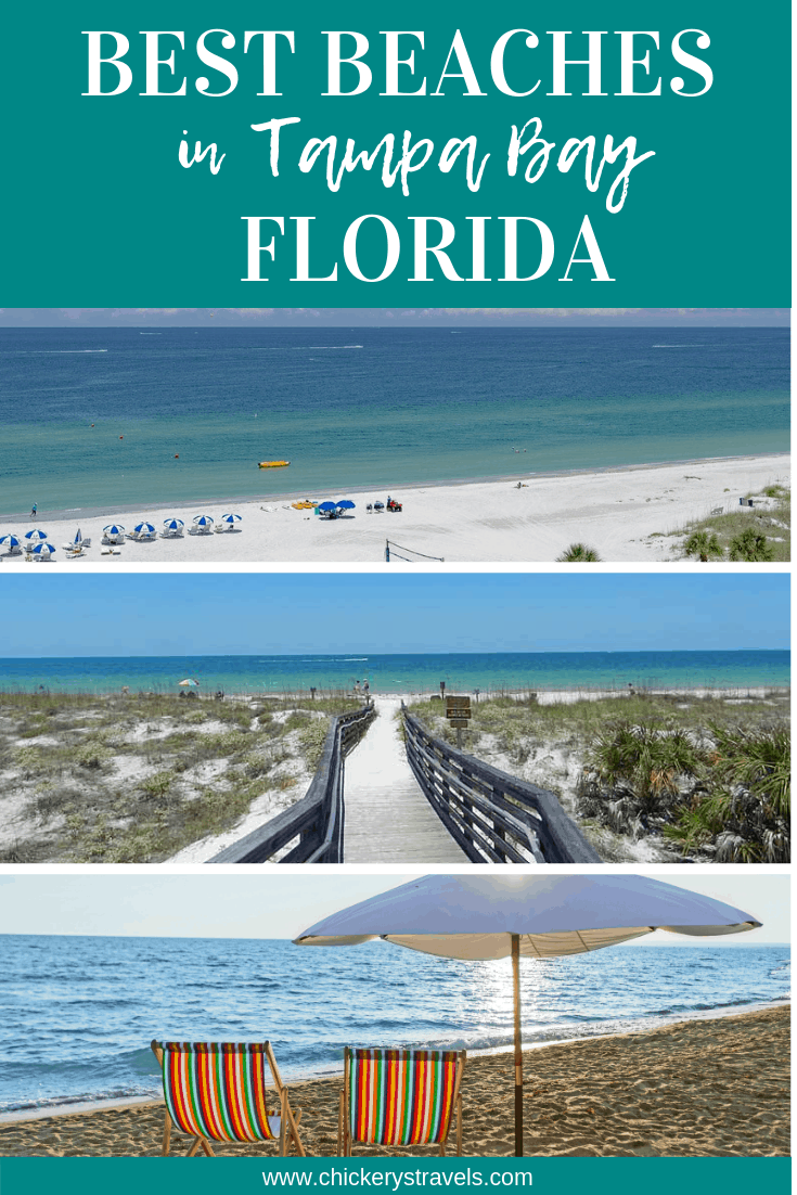 The Tampa Bay area has some of the best beaches in Florida. No matter what your beach style is - party, quiet, natural - there is something for everyone on Florida's Gulf Coast!