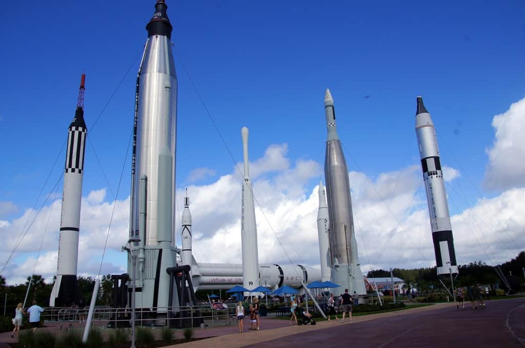 Kennedy Space Center Cape Canaveral Chickery S Travels