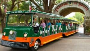 St. Augustine Trolley Tour