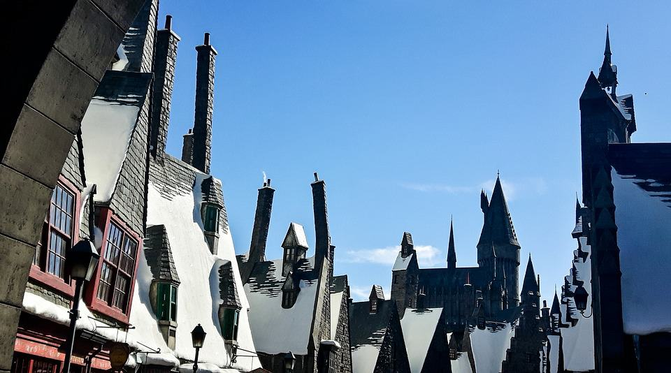 Wizarding World Of Harry Potter Universal Studios And