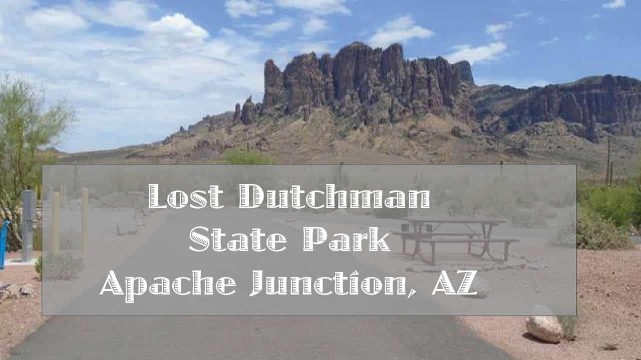 Lost Dutchman State Park
