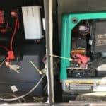 Fifth Wheel RV Generator