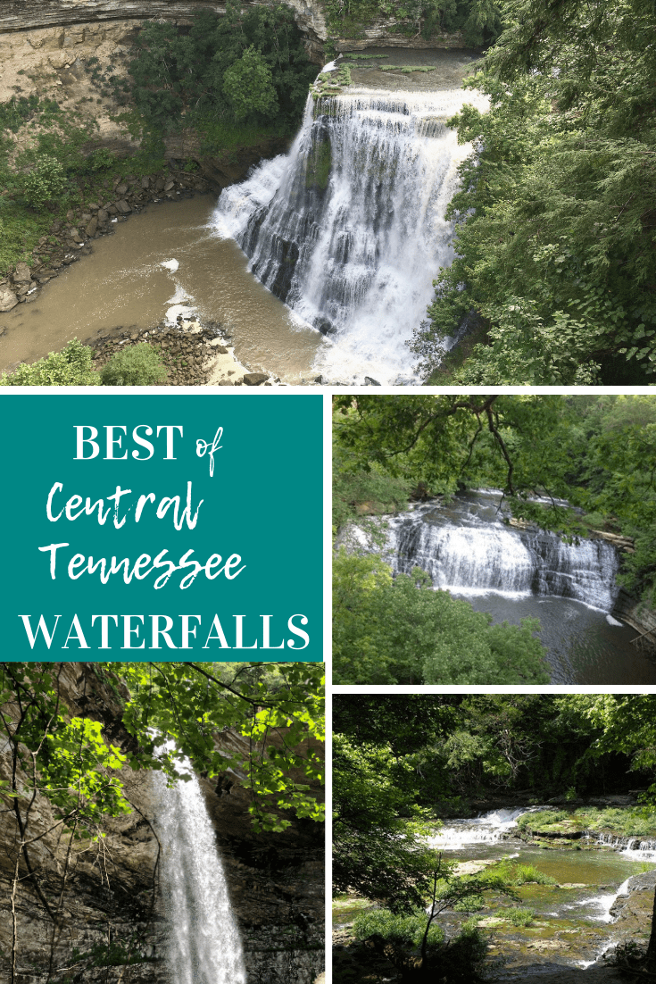 There are so many spectacular waterfalls in Central Tennessee. Learn where to see the best. Burgees Falls has three waterfalls in one park. The first one is accessible to all and only a few hundred feet from the parking area.