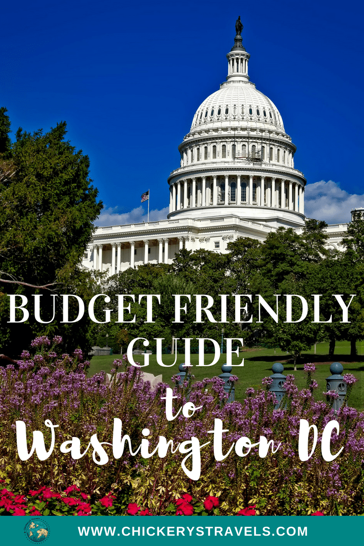 Explore Washington DC on a Budget. Follow these tips to save on your vacation to the nation's capital. Budget friendly family fun from transportation and attractions. #WashingtonDC #USATravel #USA #BudgetTravel