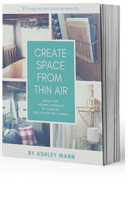 If you are looking for potential storage space in your RV or tiny home, this book is for you. This full-color, 36-page e-book contains 75+ color photos and more than 60 RV storage ideas.