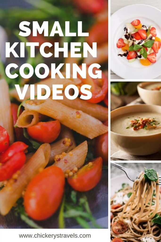 Campers, condos, and RVs are notorious for small kitchens. Watch these videos for ideas, recipes, and tips to make the most of your small space.