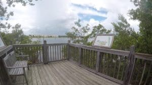 Boardwalk at Blowing Rocks Preserve
