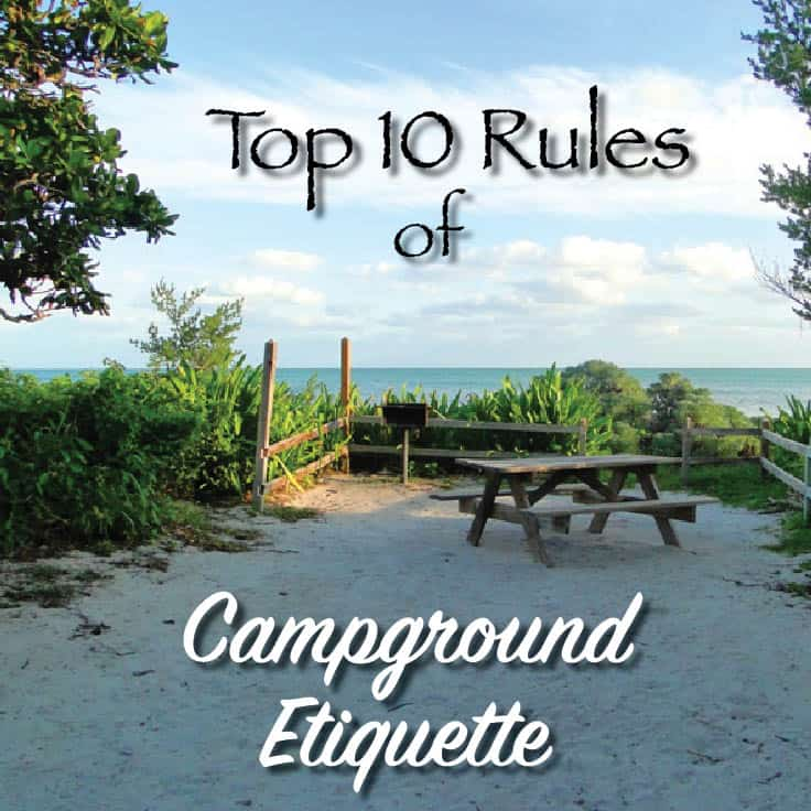 Chickery S Travel Podcast Episode 2 Campground Etiquette