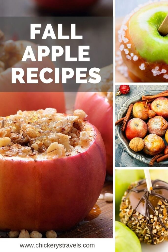 Love apples in the fall, but aren't sure what to do with them? Enjoy one of these simple recipes for stuffed, baked apples.