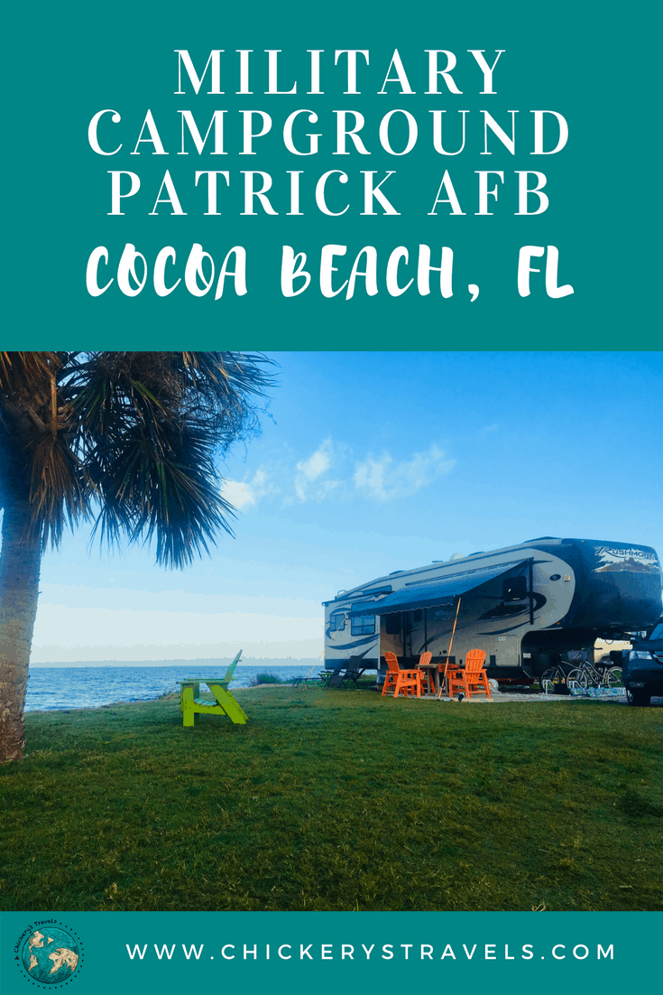 The Patrick AFB Family Campground is a terrific military RV park for eligible patrons. Close to many activities on the Space Coast, it is a a great place for military families to plan their next camping adventure.