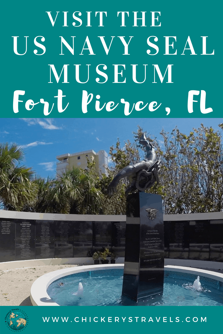 Visit the Navy UDT-SEAL Museum in Fort Pierce, Florida is a terrific attraction for the whole family. It has interactive and hands on history displays and memorials in honor of these American heroes.