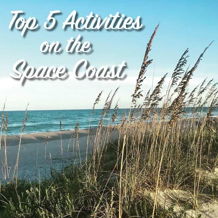 Top 5 Activities on the Space Coast
