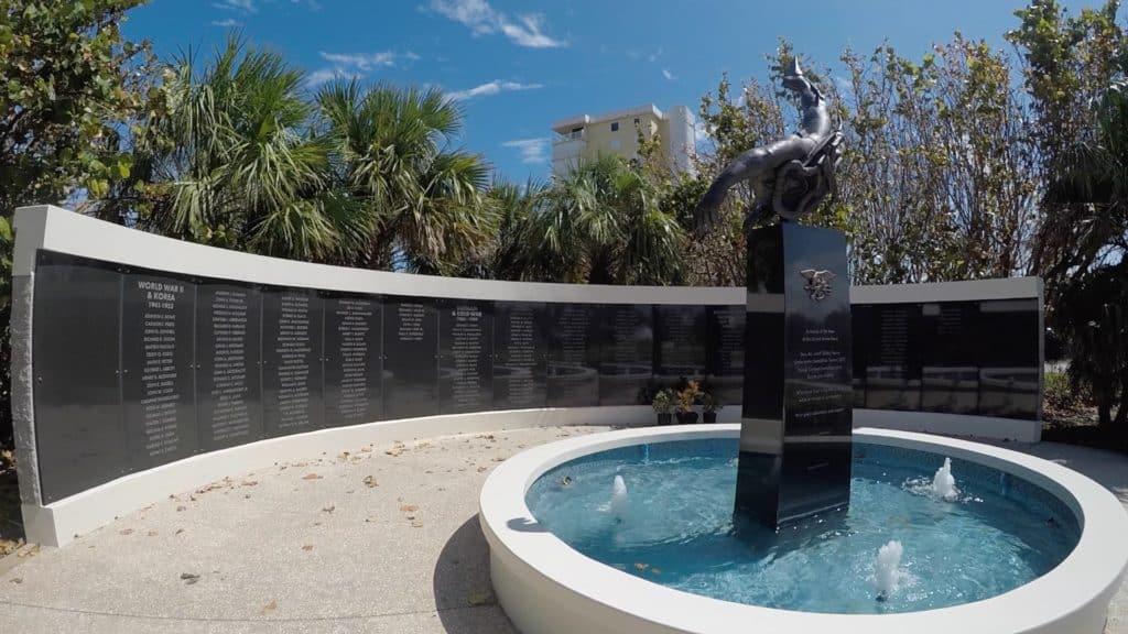 Navy UDT-SEAL Memorial