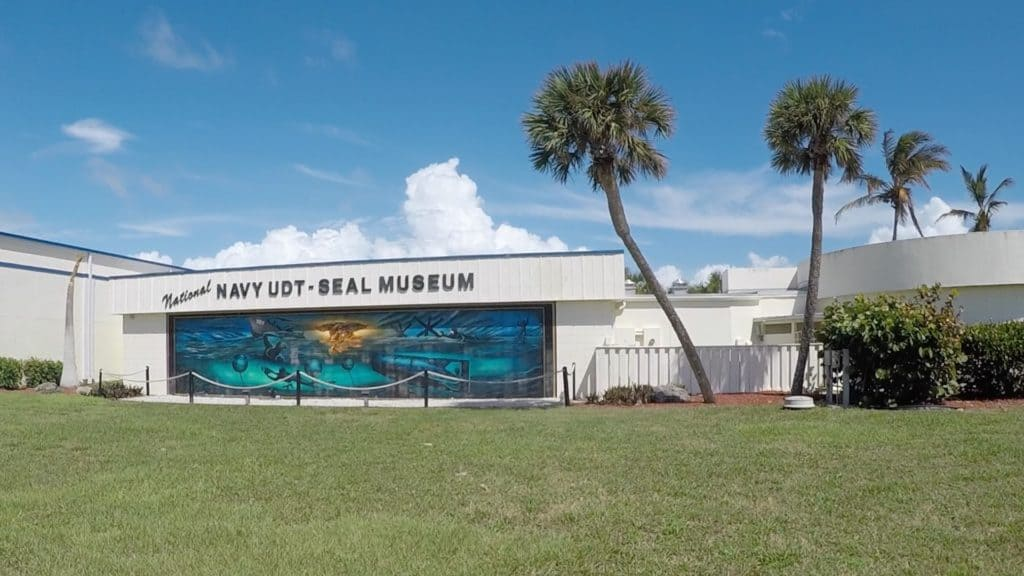Navy UDT-SEAL Mural