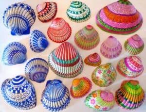 Painted Shells Bert Foxx