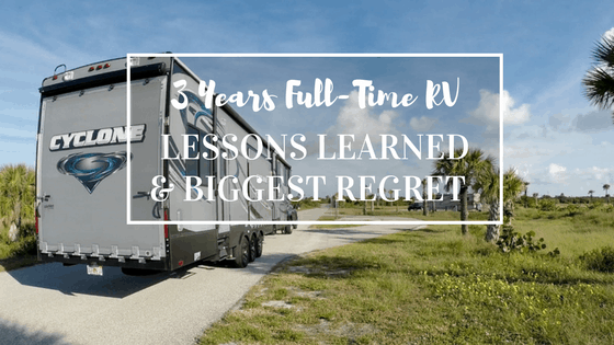 Top 3 Lessons Learned Amp Biggest Regret 3 Years Full Time