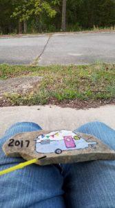 Painted Rocks Caren Pruitt