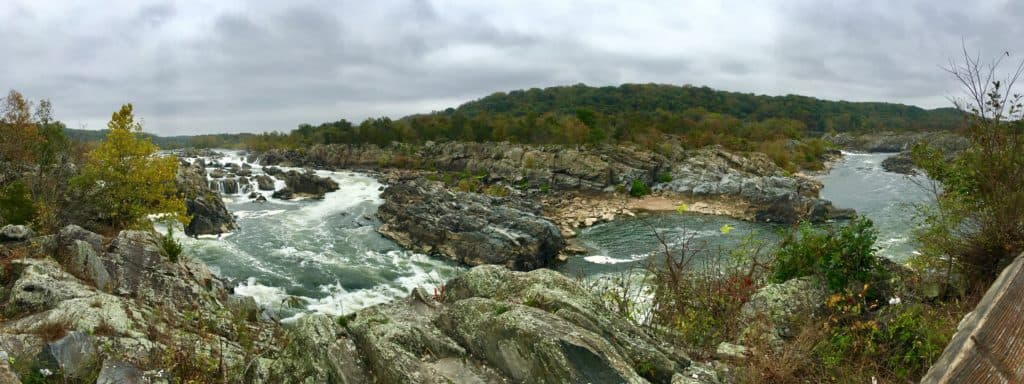 Great Falls Panoramic