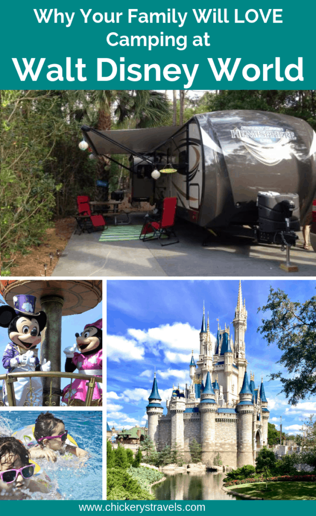 Learn why your family will love camping at Fort Wilderness, the campground at Walt Disney World. With hundreds of large RV and tent sites, 2 swimming pools, and numerous activities there is something for everyone!