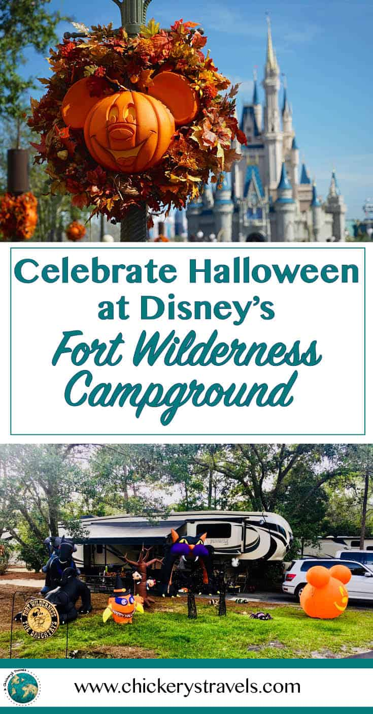 See why you should celebrate halloween at Walt Disney World's Fort Wilderness campground. There are so many fun and not so scary Halloween activities for young and old. Have Halloween fun at the campground and the Magic Kingdom!