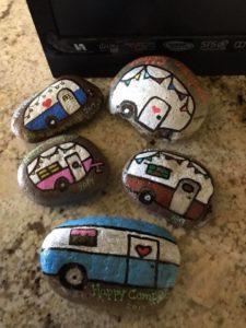 Painted Rocks Susan Bierman