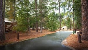Fort Wilderness FHU Site