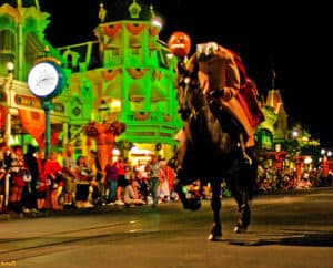 WDW Boo To You headless horseman