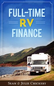 Full-Time RV Finance Book covers the full-range of money matters from budgeting to earning an income on the road. We'll also show you how to save money while living the full-time travel life of your dreams.