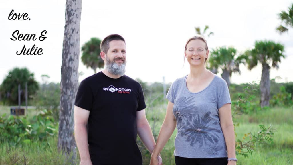 Holiday Letter from Sean & Julie of Chickery's Travels