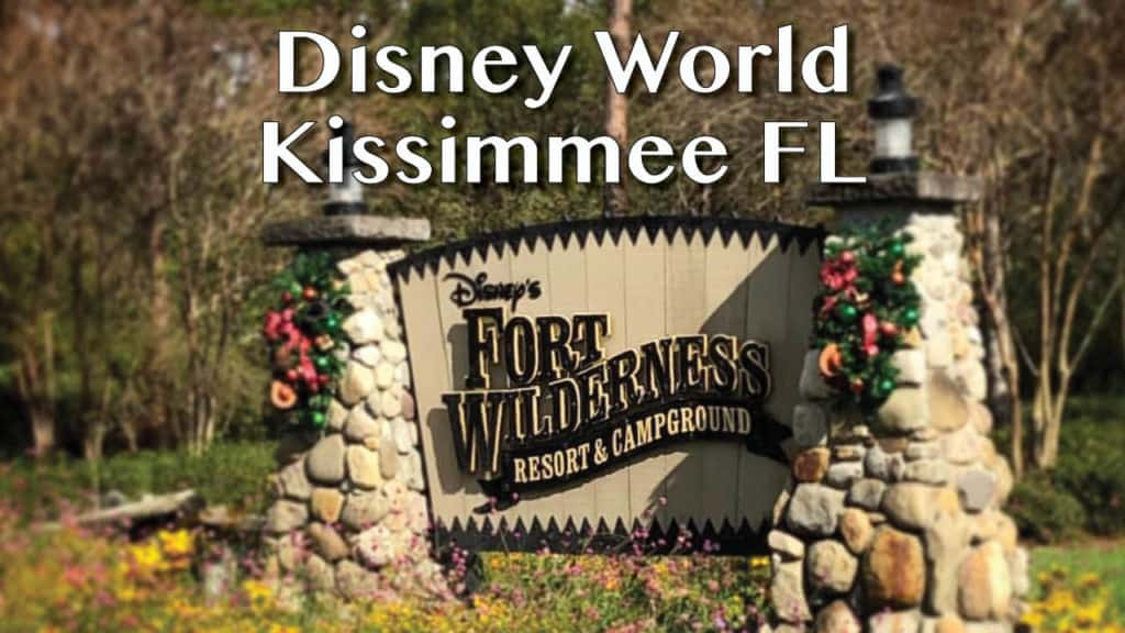 Watch this review of Disney World's Fort Wilderness Campground