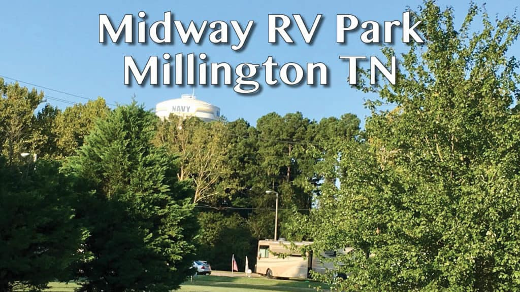 Campground Review of the Navy's Midway RV Park in Millington, TN. See why it should be on your list of campgrounds for your family trip!