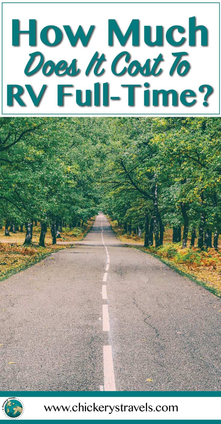 See a breakdown of one year's worth of full-time RV travel expenses. If you've ever wondered what it costs to travel full-time in an RV, motorhome, fifth wheel or travel trailer, you can find all the expenses here.