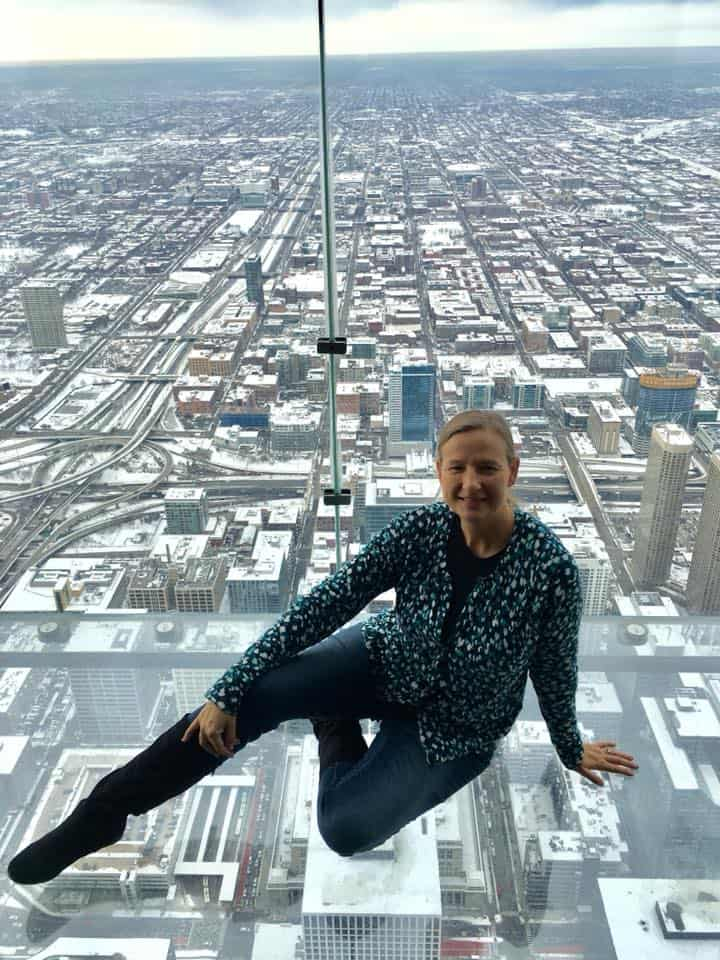 Skydeck's Ledge on the 103rd floor of the former Sears Tower
