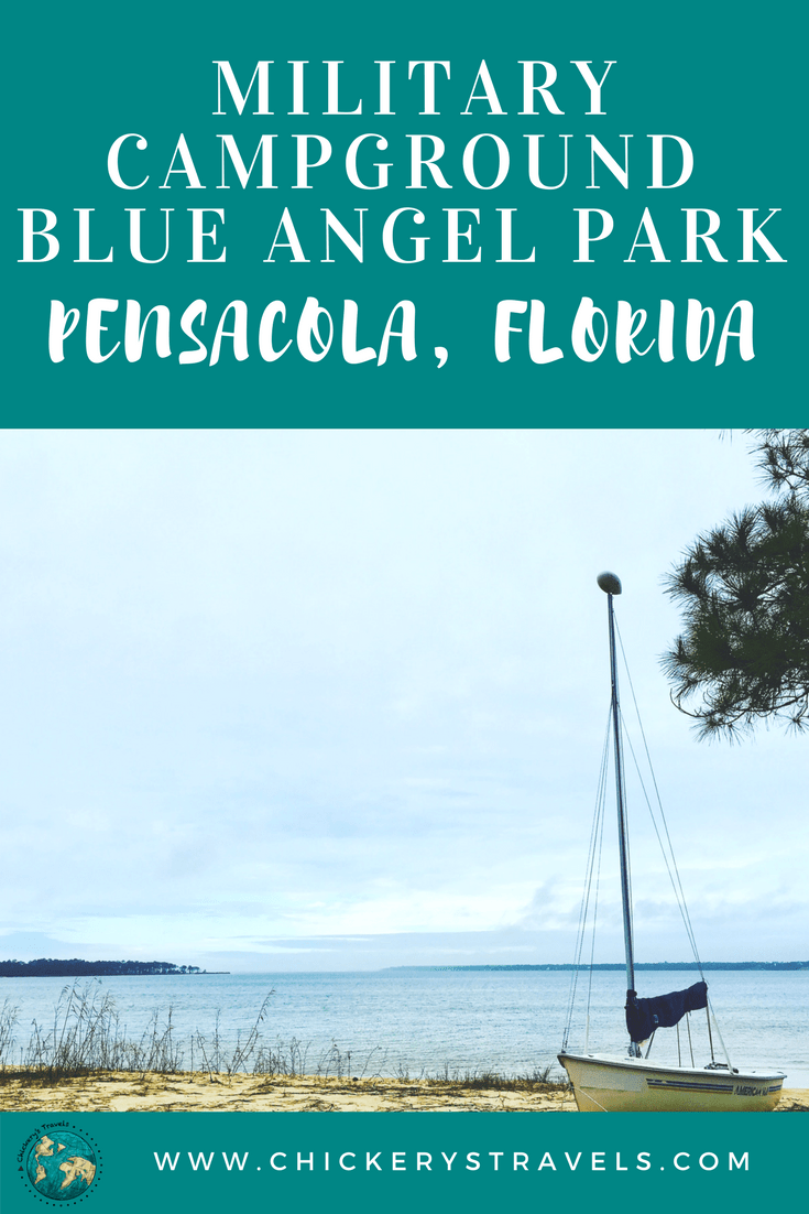 Visit Blue Angel Naval Recreation Area in Pensacola, Florida for a terrific campground and day use area for military personnel. Located on Perdido Bay, this beautiful setting has a full hook up RV campground with tent sites, hiking trails, mini golf, and paintball. A trip here will make the entire family happy campers.