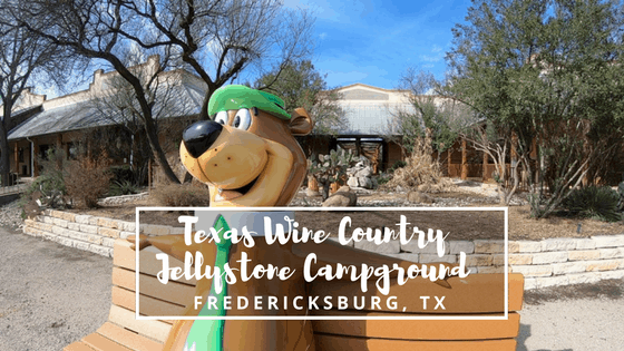 Campground Review Texas Wine Country Jellystone ...