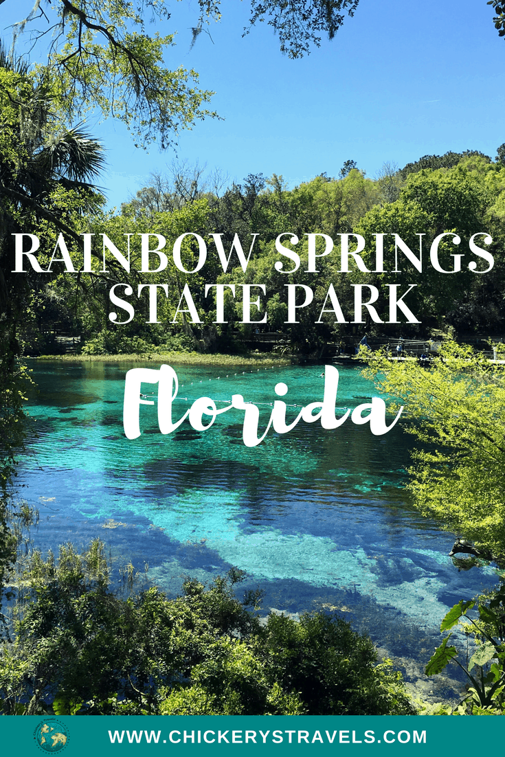 Swim or paddle in the crystal clear water of Rainbow Springs State Park in Florida. Close to Ocala, this is the perfect destination for the entire family. With a campground and a tubing concessionaires, it is bound to make the best vacation!
