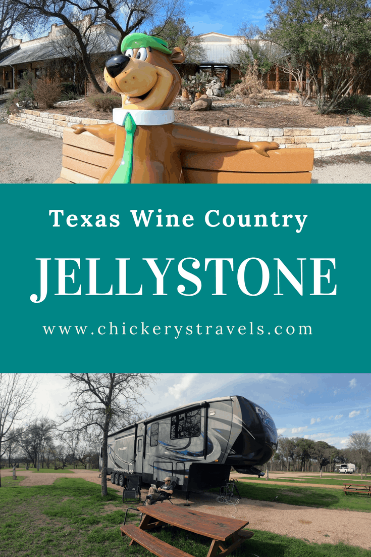The Texas Wine Country Jellystone campground has more than 70 full hook-up RV sites as well as a range of cottages. With plenty of amenities, a camp store, canteen, game room, and large pool with splash pad you can't go wrong spending your next family vacation here.