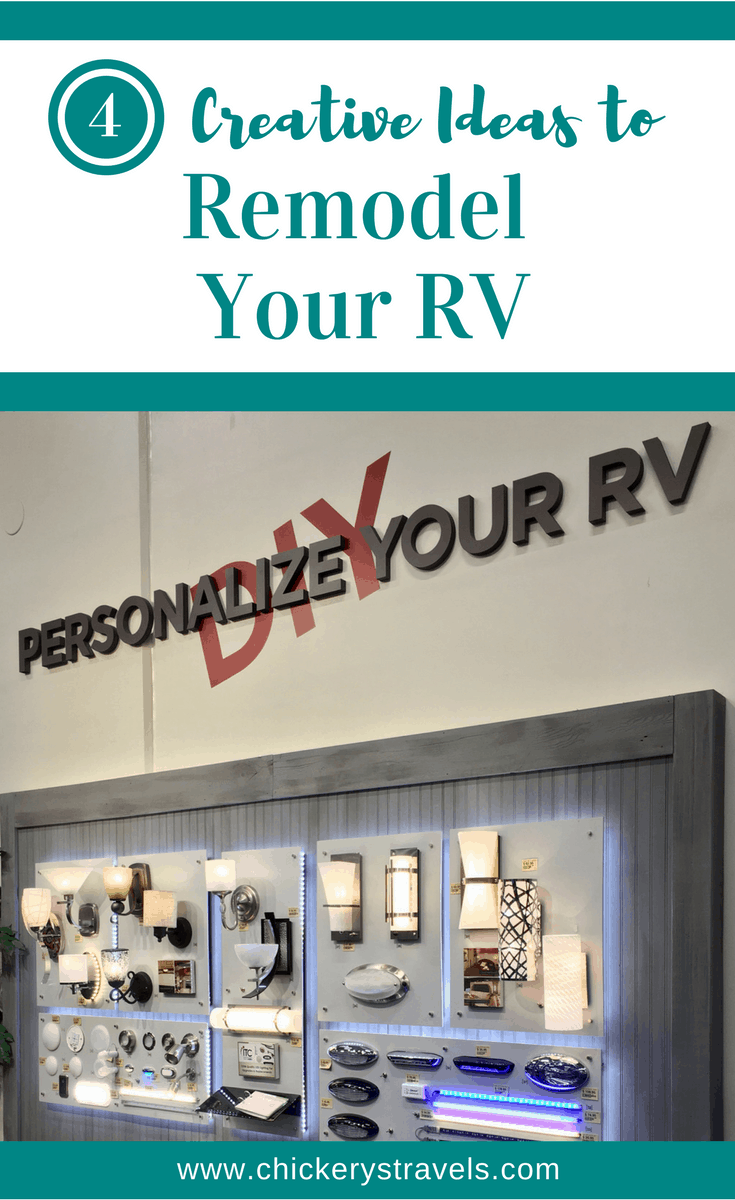 Try these ideas for an RV makeover on a budget. Use these tips to plan a modern DIY renovation for your motorhome, Class C, 5th Wheel, Travel Trailer, or Camper. From paint to decorative touches for the kitchen.