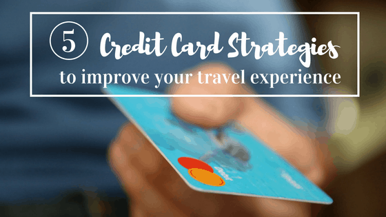 Follow these five strategies to make the most of your travel experience. These tips will help you accrue rewards, not interest.