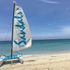 Free water activities at Sandals