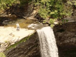 Ozone Falls in Sparta TN