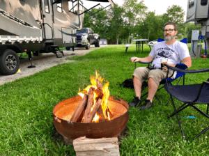 KOA Campfire