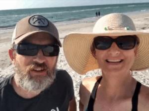 St Pete Beach Selfie