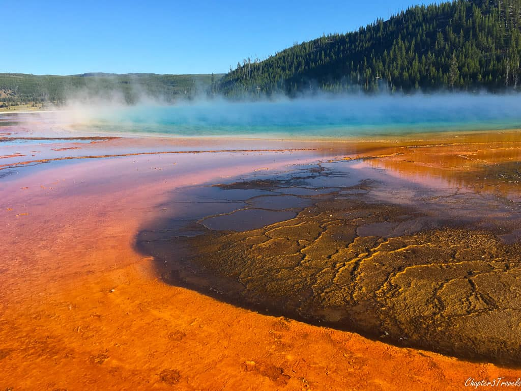 What's the point of visiting Yellowstone if you're just gonna be cranky and irritable the entire time you're there?