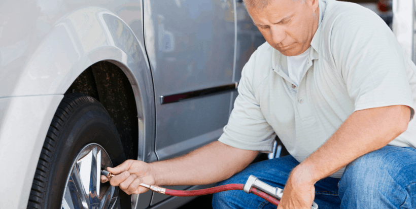 Learn some tips to save on gas during your RV travels. improve fuel efficiency. Check your pressures before every trip and monitor them as you go