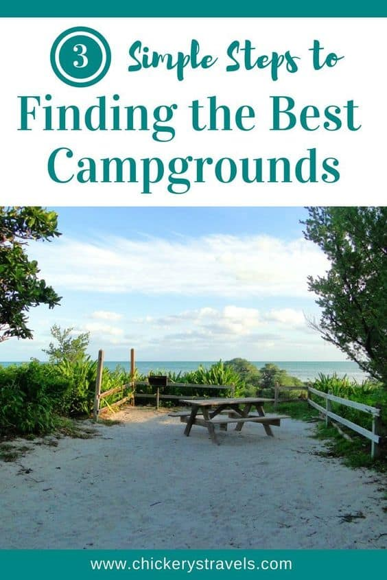 Whether you are planning your next RV camping trip or you are a full-time RV traveler, use these tips and tricks to finding the best campgrounds. These ideas will help you find the best RV parks or campgrounds for your next spring break or summer road trip adventure across America. They apply to all RVs including motorhomes, fifth wheels, and travel trailers.