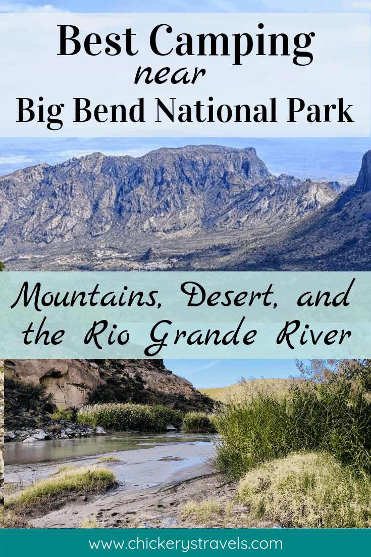 Learn about the best places to camp near Big Bend National Park and Big Bend Ranch State Park. We enjoyed the full hook ups and swimming pool at Maverick Ranch RV Park, but there is also primitive camping within the national park. No mater what type of RV, motorhome, fifth wheel, or camper you have, there is a spot for you.