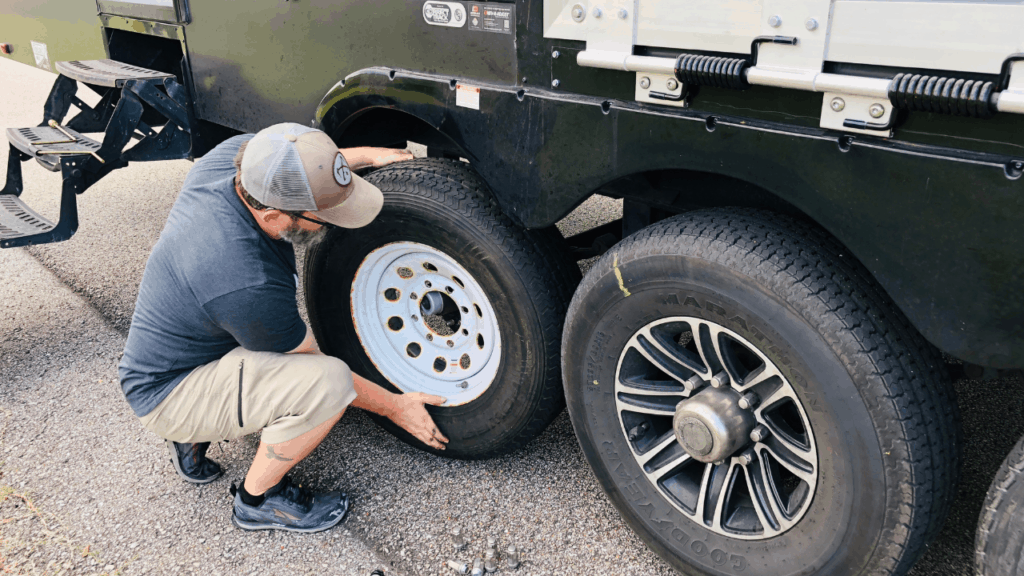 A TPMS can't stop all blowouts, but it can help you pull over safely before damage occurs.