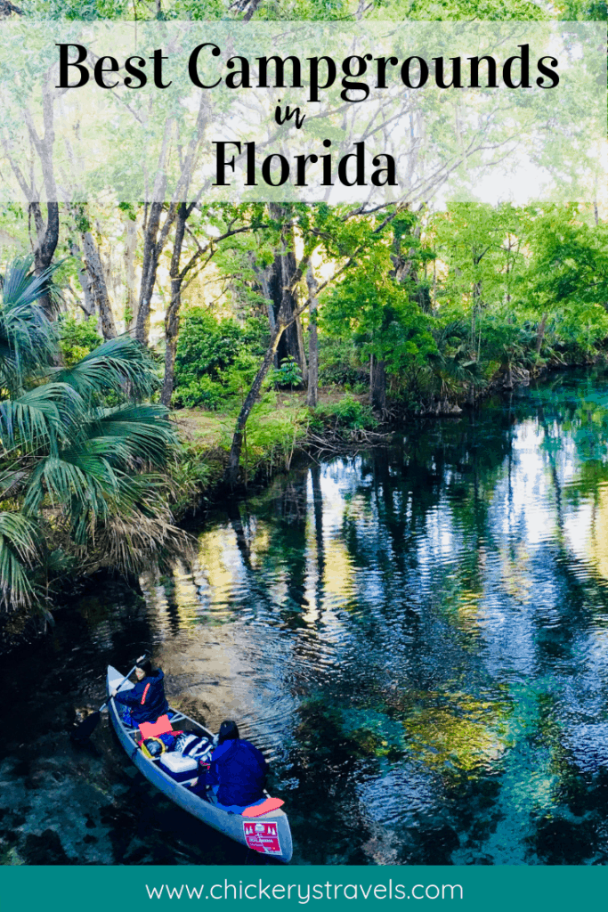 No matter what your camping style, Florida has something for you. From Disney World to Florida State Parks, there are a wide range of campgrounds, RV Resorts, and dry camping options for every RV traveler.