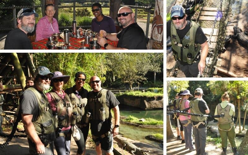 Disney's Wild Africa Trek is an amazing experience!